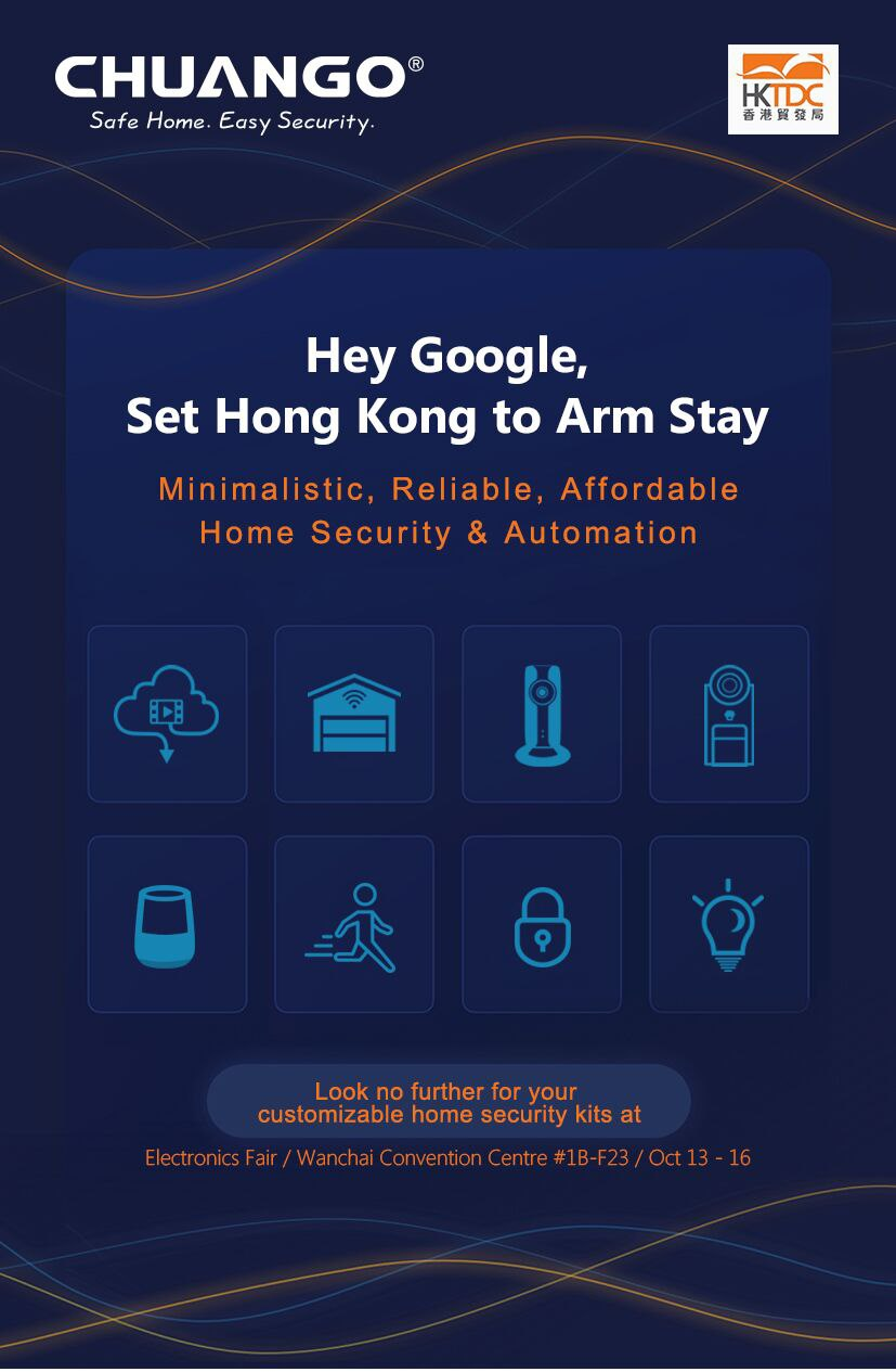 Hey Google Set Hong Kong to Arm Stay