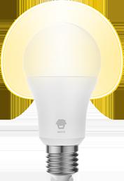 Smart Light Bulb White