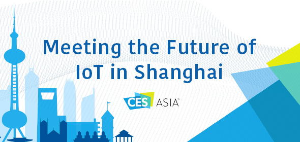 Meeting the Future of IoT in Shanghai
